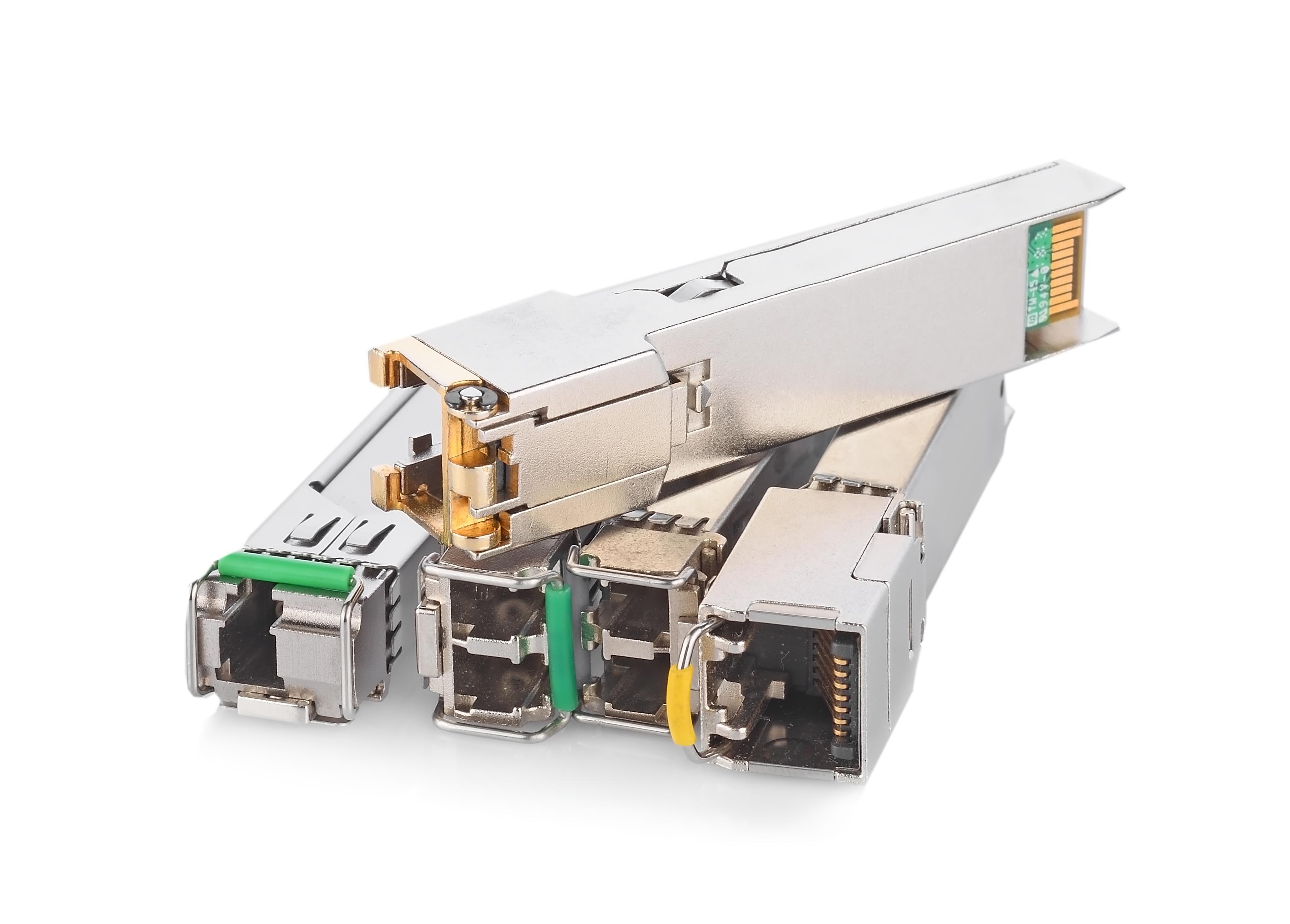 Optical gigabit sfp module